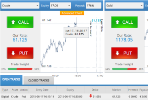 U binary trading zoeken